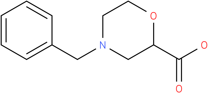 (S)-4-benzylmorpholine-2-carboxylic acid