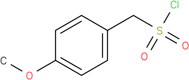(4-methoxyphenyl)methanesulfonyl chloride