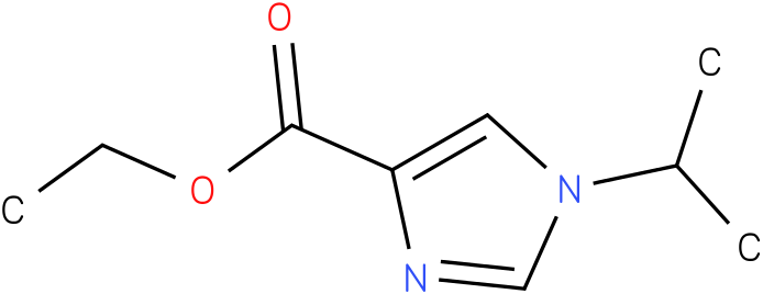 ethyl 1-isopropyl-1H-imidazole-4-carboxylate