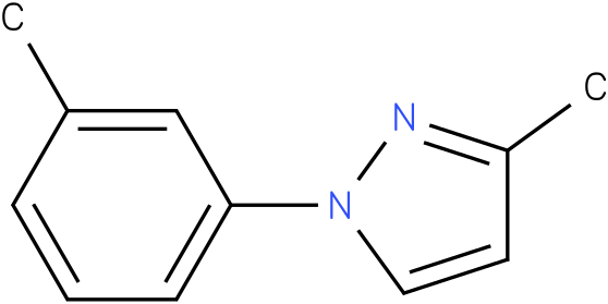 3-methyl-1-m-tolyl-1H-pyrazole