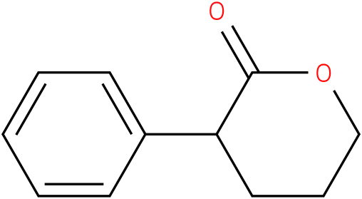tetrahydro-3-phenylpyran-2-one