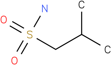 2-methylpropane-1-sulfonamide