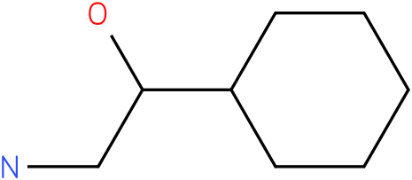 2-amino-1-cyclohexylethanol