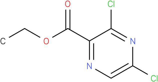 ethyl 3,5-dichloropyrazine-2-carboxylate