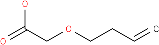2-(BUT-3-EN-1-YLOXY)ACETIC ACID