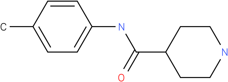 Piperidine-4-carboxylic acid p-tolylamide