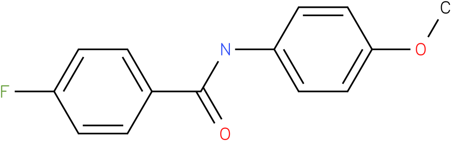 4-Fluoro-N-(4-methoxy-phenyl)-benzamide
