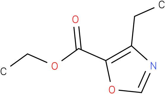 ETHYL 4-ETHYLOXAZOLE-5-CARBOXYLATE