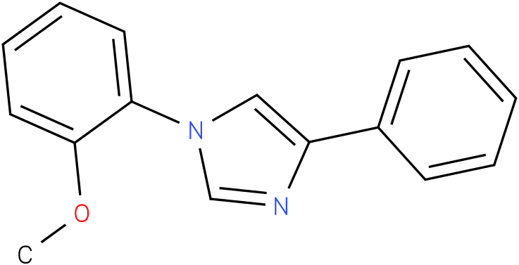 1-(2-Methoxy-phenyl)-4-phenyl-1H-imidazole