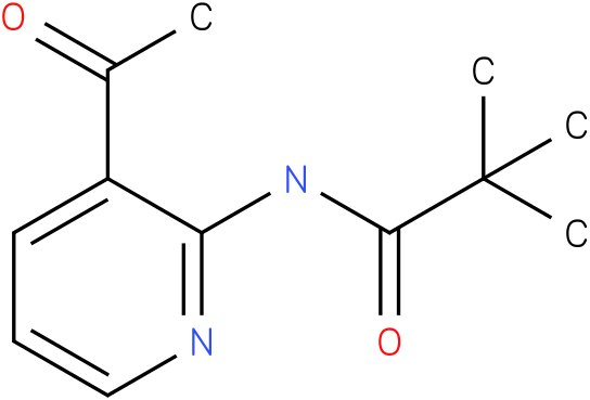 N-(3-acetylpyridin-2-yl)pivalamide