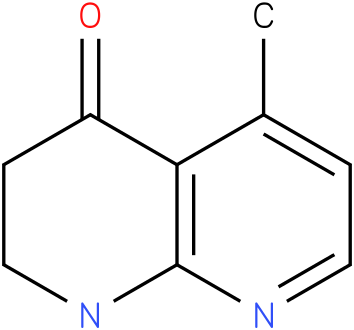 5-methyl-2,3-dihydro-1,8-naphthyridin-4(1H)-one