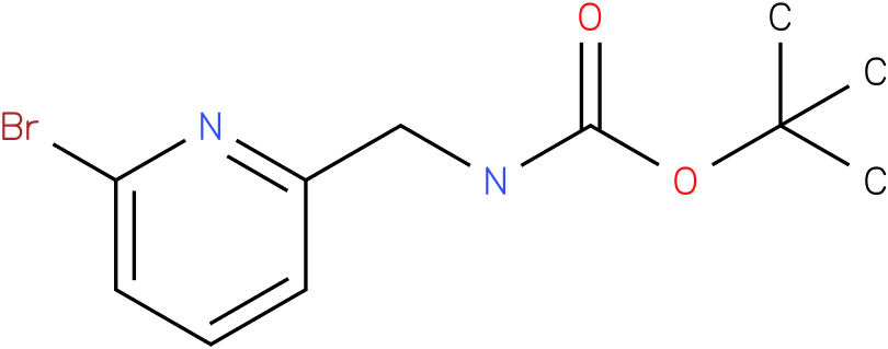 [[(6-BROMO)-2-PYRIDINYL]METHYL]-CARBAMIC ACID,1,1-DIMETHYLETHYL ESTER