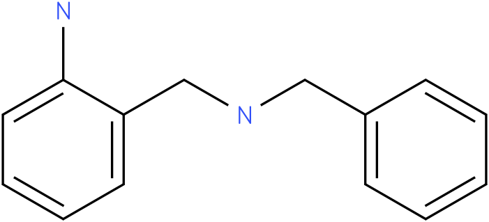 2-((benzylamino)methyl)aniline