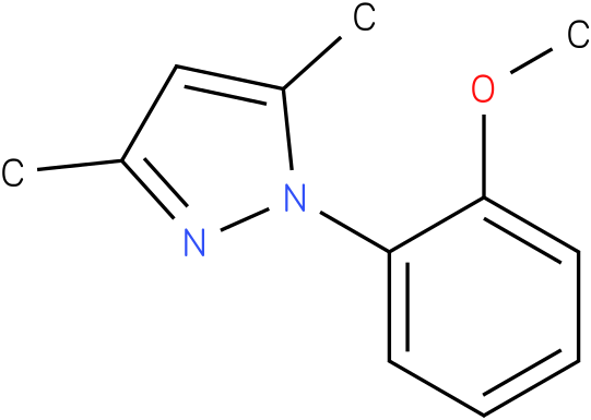 1-(2-Methoxy-phenyl)-3,5-dimethyl-1H-pyrazole