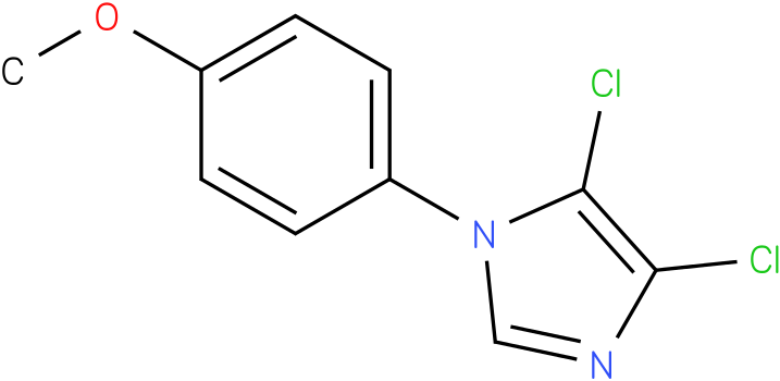 4,5-Dichloro-1-(4-methoxy-phenyl)-1H-imidazole