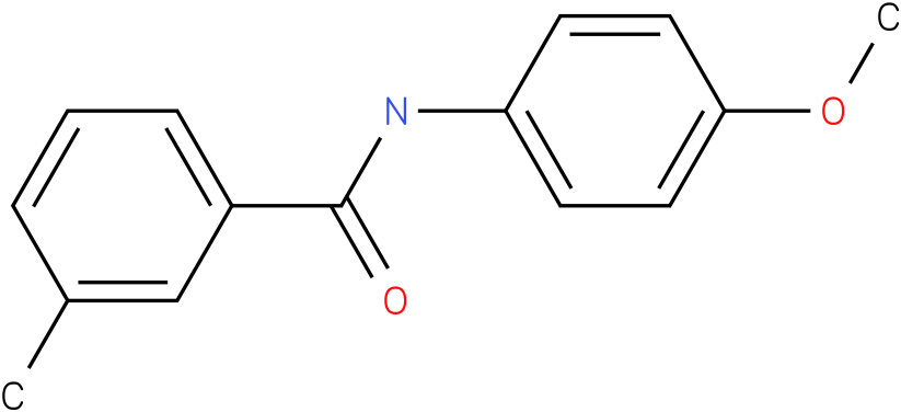 N-(4-Methoxy-phenyl)-3-methyl-benzamide