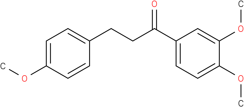 1-(3,4-Dimethoxy-phenyl)-3-(4-methoxy-phenyl)-propan-1-one