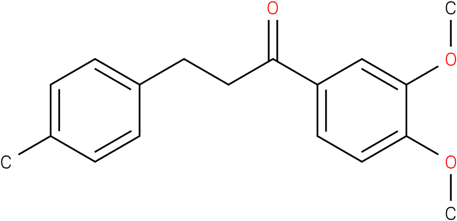 1-(3,4-Dimethoxy-phenyl)-3-p-tolyl-propan-1-one