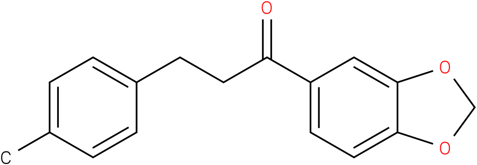 1-Benzo[1,3]dioxol-5-yl-3-p-tolyl-propan-1-one