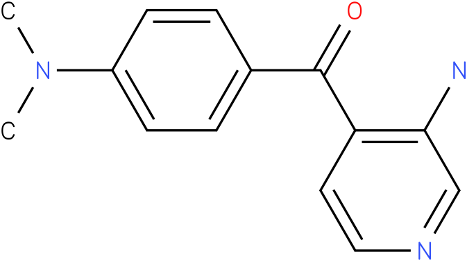 (3-Amino-pyridin-4-yl)-(4-dimethylamino-phenyl)-methanone