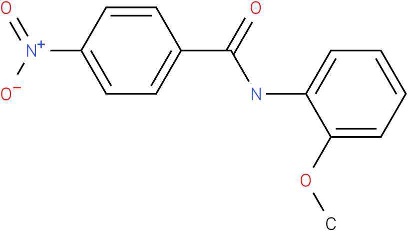 N-(2-Methoxy-phenyl)-4-nitro-benzamide