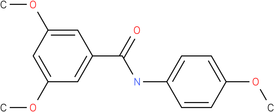 3,5-Dimethoxy-N-(4-methoxy-phenyl)-benzamide