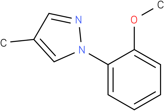 1-(2-Methoxy-phenyl)-4-methyl-1H-pyrazole