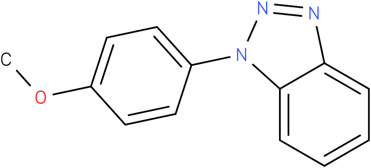 1-(4-Methoxy-phenyl)-1H-benzotriazole