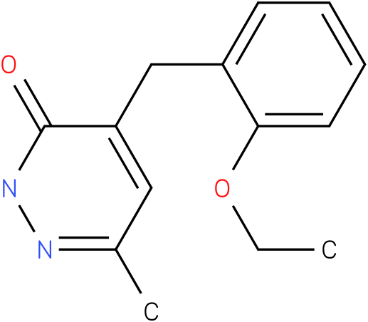 4-(2-Ethoxy-benzyl)-6-methyl-2H-pyridazin-3-one