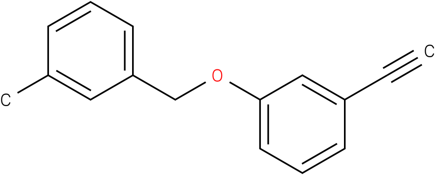 3-Ethynyl-1-(3-methylbenzyl)oxy-benzene