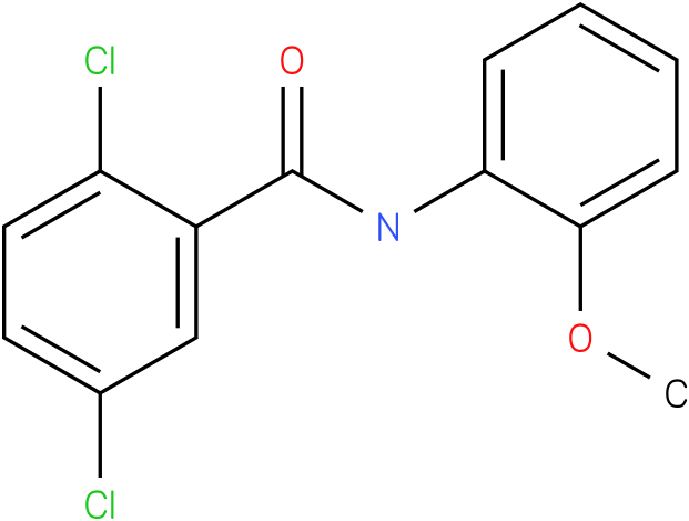 2,5-Dichloro-N-(2-methoxy-phenyl)-benzamide