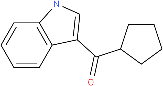 Cyclopentyl-(1H-indol-3-yl)-methanone