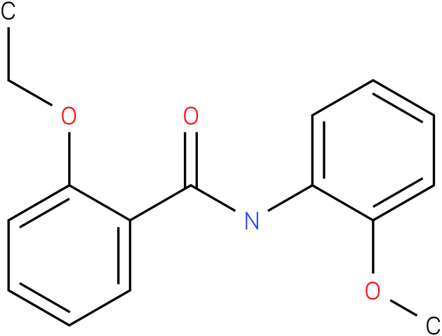 2-Ethoxy-N-(2-methoxy-phenyl)-benzamide