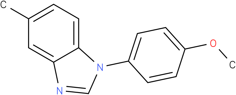 1-(4-Methoxy-phenyl)-5-methyl-1H-benzoimidazole