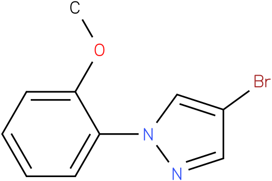 4-Bromo-1-(2-methoxy-phenyl)-1H-pyrazole