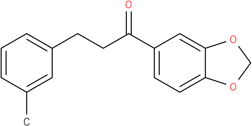 1-Benzo[1,3]dioxol-5-yl-3-m-tolyl-propan-1-one