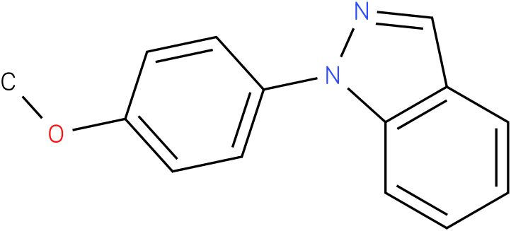 1-(4-Methoxy-phenyl)-1H-indazole
