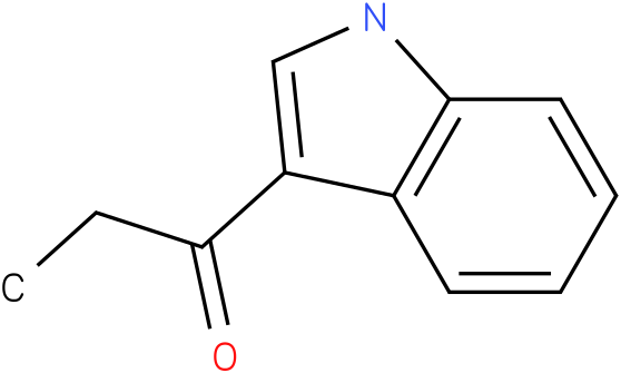 1-(1H-Indol-3-yl)-propan-1-one
