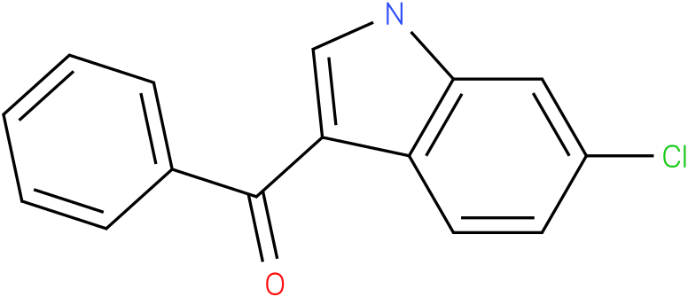 (6-Chloro-1H-indol-3-yl)-phenyl-methanone