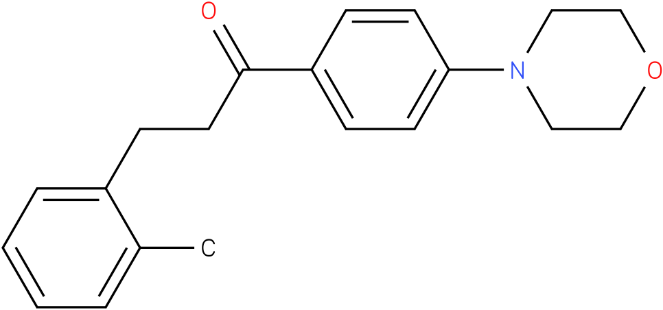 1-(4-Morpholin-4-yl-phenyl)-3-o-tolyl-propan-1-one