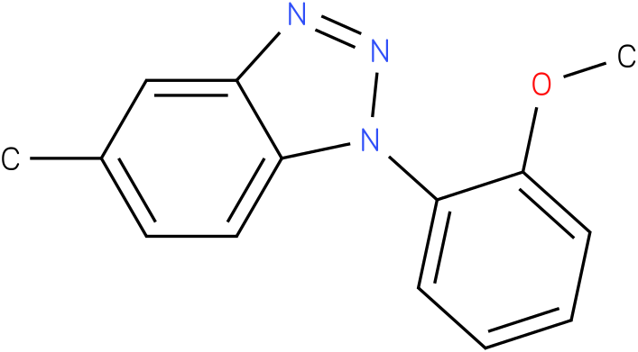 1-(2-Methoxy-phenyl)-5-methyl-1H-benzotriazole