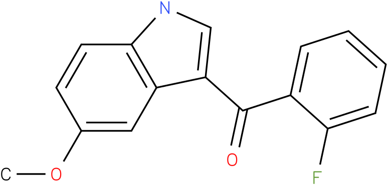 (2-Fluoro-phenyl)-(5-methoxy-1H-indol-3-yl)-methanone