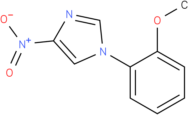 1-(2-Methoxy-phenyl)-4-nitro-1H-imidazole