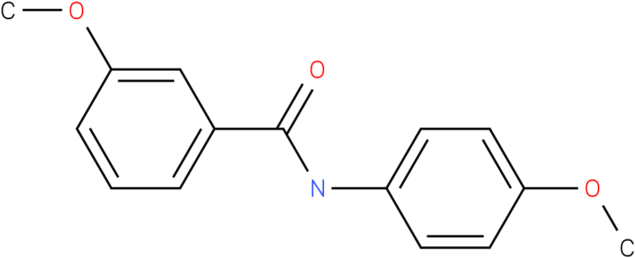 3-Methoxy-N-(4-methoxy-phenyl)-benzamide