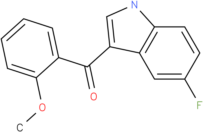 (5-Fluoro-1H-indol-3-yl)-(2-methoxy-phenyl)-methanone