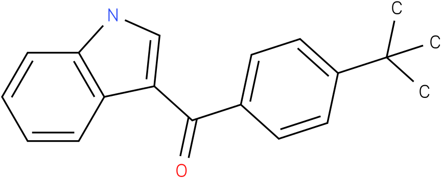 (4-tert-Butyl-phenyl)-(1H-indol-3-yl)-methanone
