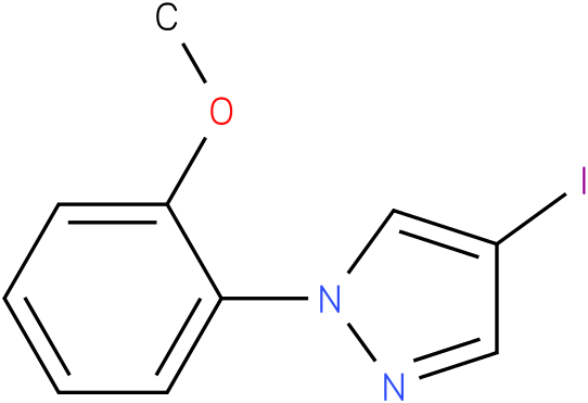 4-Iodo-1-(2-methoxy-phenyl)-1H-pyrazole