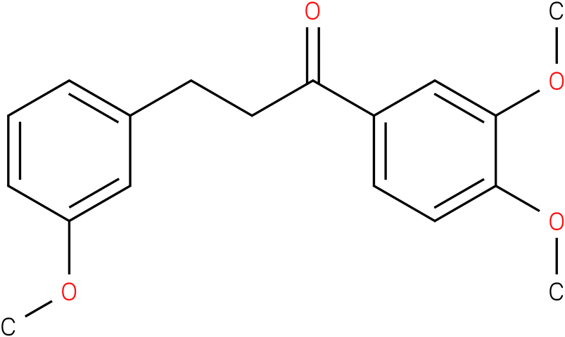 1-(3,4-Dimethoxy-phenyl)-3-(3-methoxy-phenyl)-propan-1-one