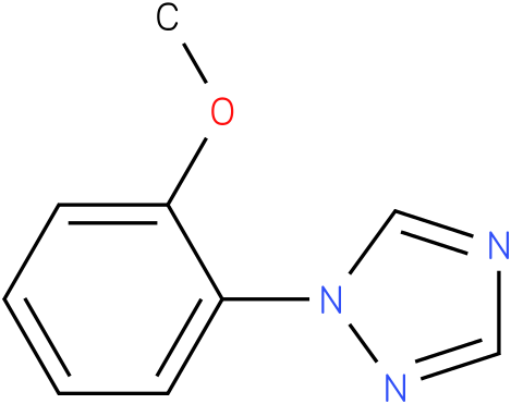 1-(2-Methoxy-phenyl)-1H-[1,2,4]triazole