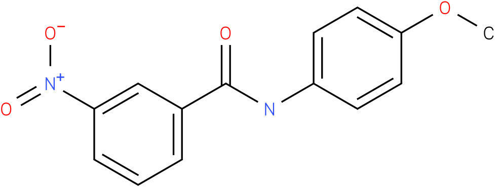 N-(4-Methoxy-phenyl)-3-nitro-benzamide